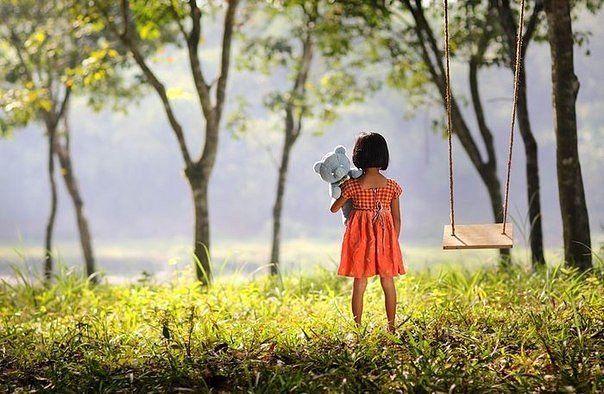 отдых, игры детей, отверженность