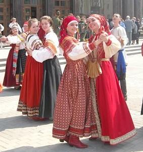 Старинный танец