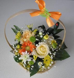 Композиция цветочная